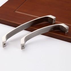Aluminum alloy Kitchen Door Cabinet Drawer Handle Pulls 128MM 160mm