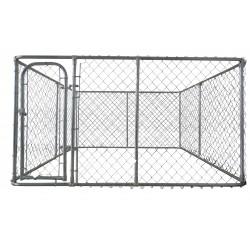 3 x 3m Pet Enclosure Dog Kennel Run Animal Fencing Fence