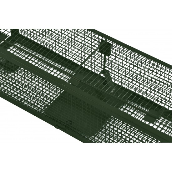 4x Double Ended Rat Trap