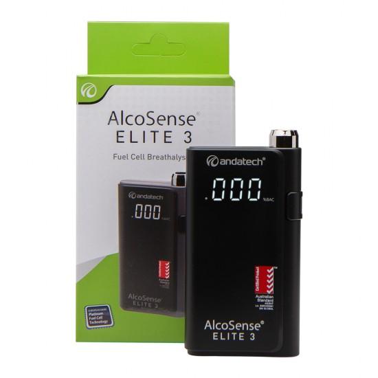 AlcoSense Elite 3 Fuel Cell Personal Breathalyser