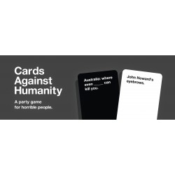Cards Against Humanity Party Game AU Edition