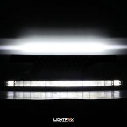 45inch Cree Led Light Bar Spot Flood Combo Quad Row Driving Offroad 4x4