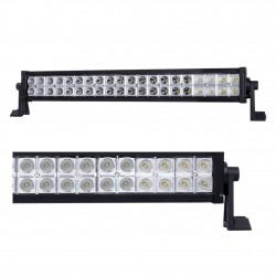 23inch CREE LED Driving Light Bar Offroad Spot Flood Combo Truck 4WD 20inch 22inch