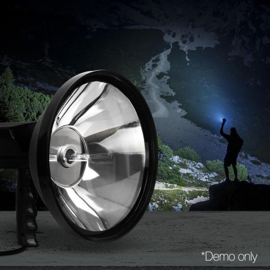 9inch HID Handheld Spotlight Camping Hunting Spot light Torch