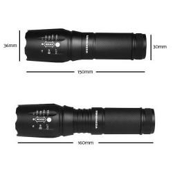 Weisshorn Tactical Flashlight Kit
