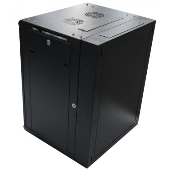 15RU 550MM Comms Data Rack Cabinet
