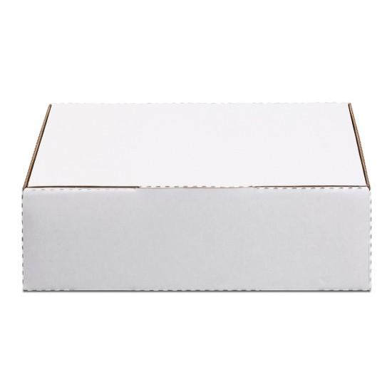 50x Mailing Box Mailer Diecut Cardboard Shipping Carton A5 220x160x77mm