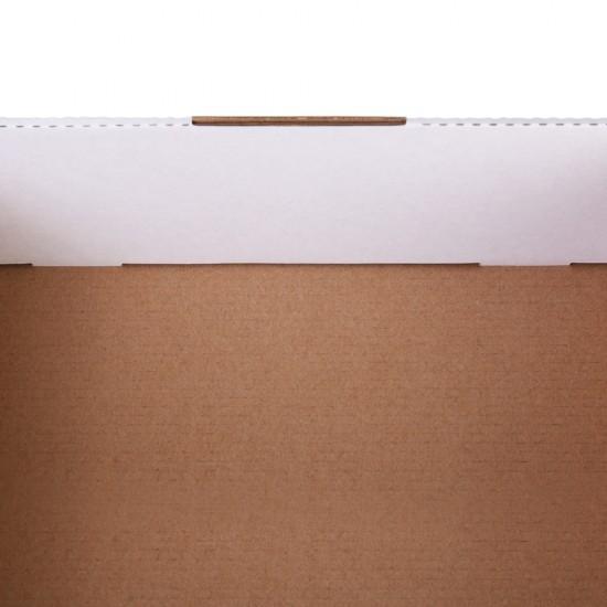 200x Mailing Box Mailer Diecut Cardboard Shipping Carton A5 220x160x77mm