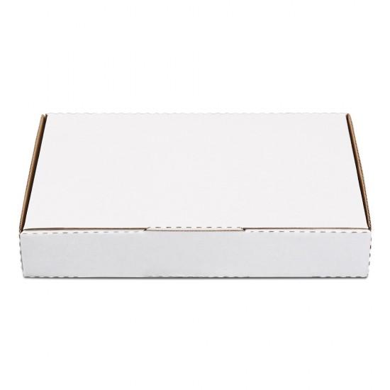 100x Mailing Box Mailer Diecut Cardboard Shipping Carton 220x145x35mm