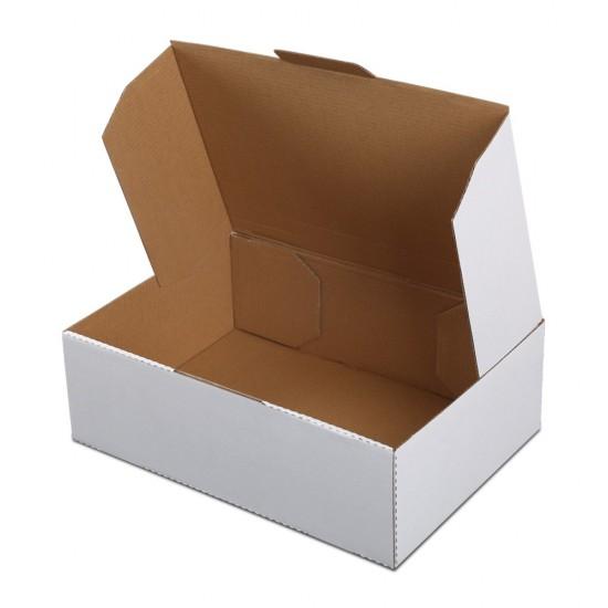 200x Mailing Box Diecut Mailer Cardboard A4 310x220x102mm