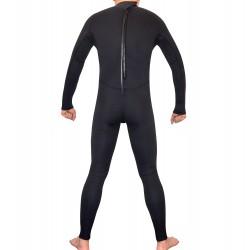 Mens Steamer Wetsuit Long Sleeve/Leg 3mm Neoprene Wet Suit - Extra Large