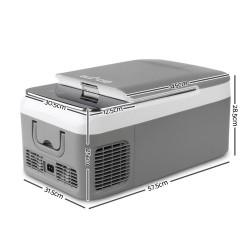 Glacio 18L Portable Fridge & Freezer