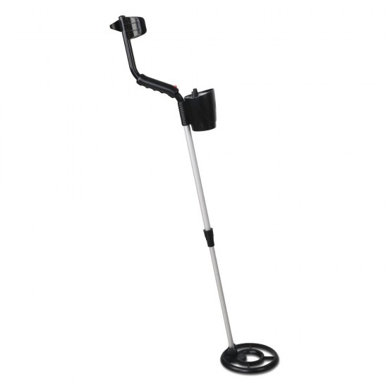 Deep Metal Detector - Black