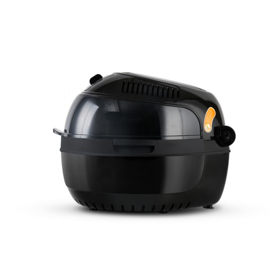 10L Air Fryer Oven Cooker - Black