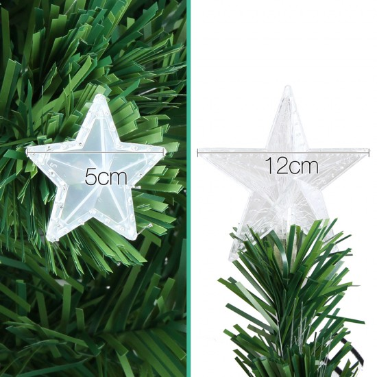 Jingle Jollys 2.1M 7FT LED Christmas Tree Multi Colour