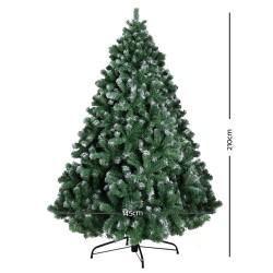 Jingle Jollys 7FT Christmas Snow Tree
