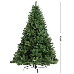 Jingle Jollys 6FT Christmas Tree - Green