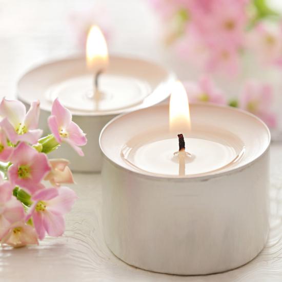 200pcs Tea Light Candles Bulk 9 Hour