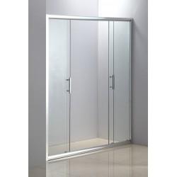 1700mm Sliding Door Safety Glass Shower Screen By Della Francesca