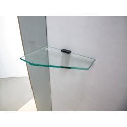 700 x 2100mm Frameless 10mm Safety Glass Shower Screen