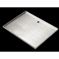 Stainless Steel BBQ Grill Hot Plate 49 X 39CM Premium 304 Grade