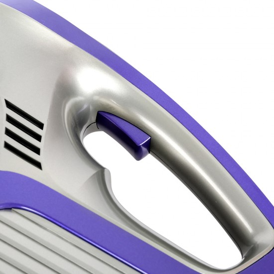 Cordless Stick Vacuum Cleaner - Purple & Grey