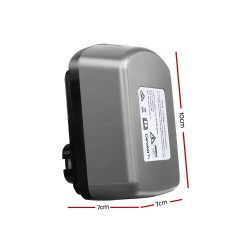 Li-ion Battery Pack 2000mAH 22.2V Replacement for 150W Vacuum Cleaner