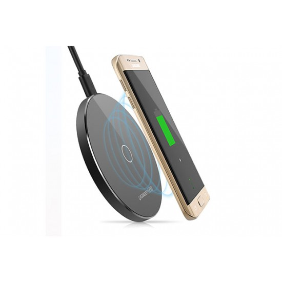 UGREEN Qi Wireless 10W Fast Charger (30570)