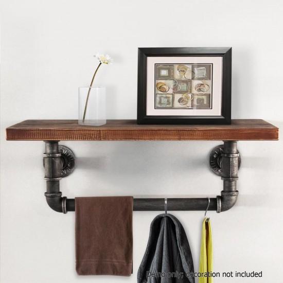 Artiss DIY Industrial Wall Shelves