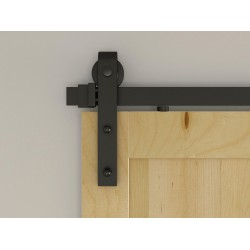 1.8m Sliding Barn Door Hardware
