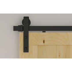 3.6m Sliding Barn Door Hardware
