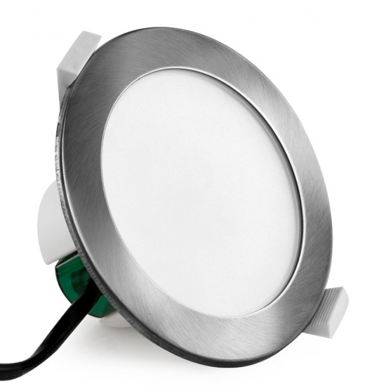 10 x LUMEY LED Downlight Kit Ceiling Light Bathroom Dimmable Warm White 12W