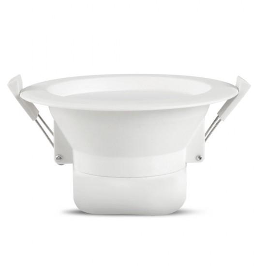 10 x LUMEY LED Downlight Kit Ceiling Light Bathroom Kitchen Daylight White 12W