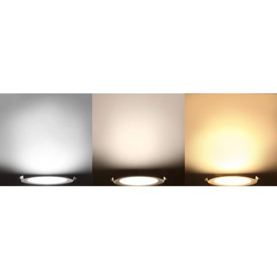 10 x LUMEY LED Downlight Kit Ceiling Bathroom Light CCT Changeable 12W