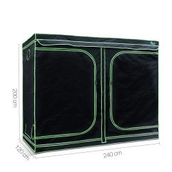 Green Fingers 240cm Hydroponic Grow Tent