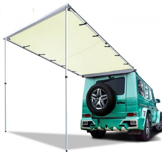 1.4m x 2m Car Side Awning Roof