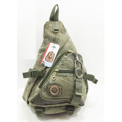 SIDE BAGS ARMY STYLE