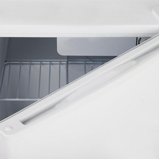 48L Portable Mini Bar Fridge - White