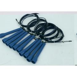 5x Cross-Fit Speed Skipping Rope Wire