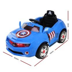 Disney Captain America Ride on Car