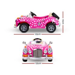 Disney Minnie Mouse Ride On Car
