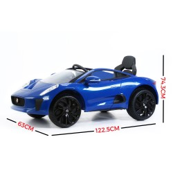 Jaguar C-X75 Kids Ride-on Car Hybrid Sports 6V Electric Mp3 Musics Toys