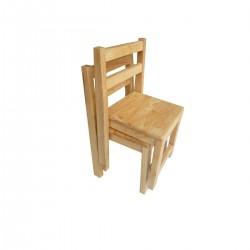 Rubberwood Standard Chairs