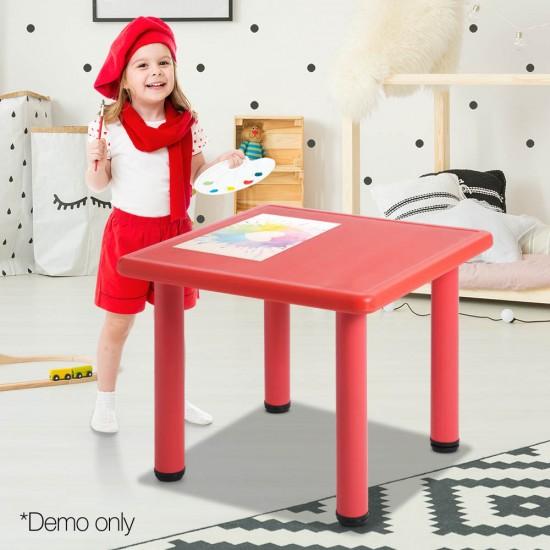Keezi Kids Table - Red