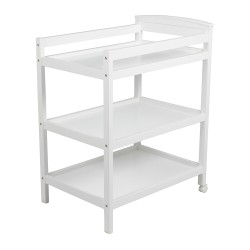 Letto Oxford Change Table - White