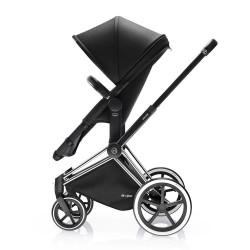 Priam 2-In-1 Light Seat - Happy Black