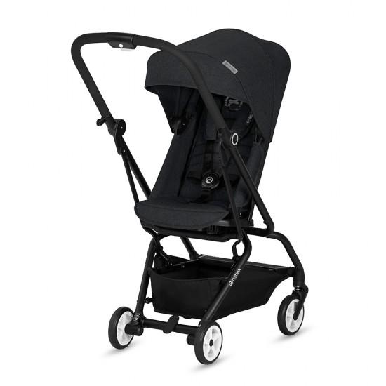 Eezy S Twist Stroller - Lavastone Black