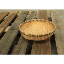 Bamboo Basket 25 Cm