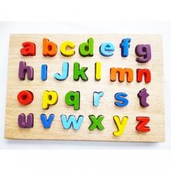 Lower Case Letter Puzzle