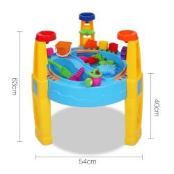 Keezi 26 Piece Kids Umbrella & Table Set